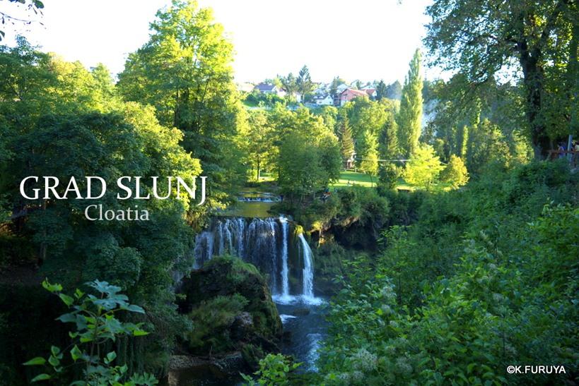 滝の村 SLUNJ_a0092659_11543698.jpg