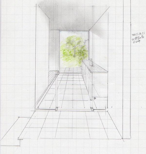 「北野台の家」計画案 2011.6~9_f0230666_14485065.jpg