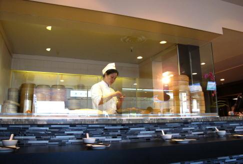 The Shanghai Kitchenの麻婆豆腐♪_d0129786_14494586.jpg
