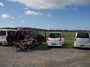 オータムライドサイクリング2011 試走しちゃいました_b0074601_2111194.jpg