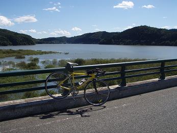 オータムライドサイクリング2011 試走しちゃいました_b0074601_21295963.jpg