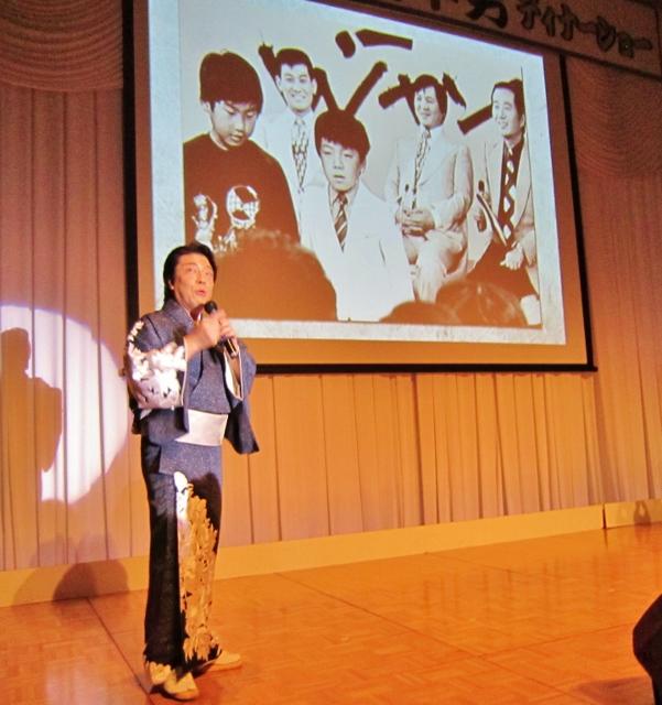 平川幸男芸能生活55周年記念ディナーショー_b0083801_3582111.jpg