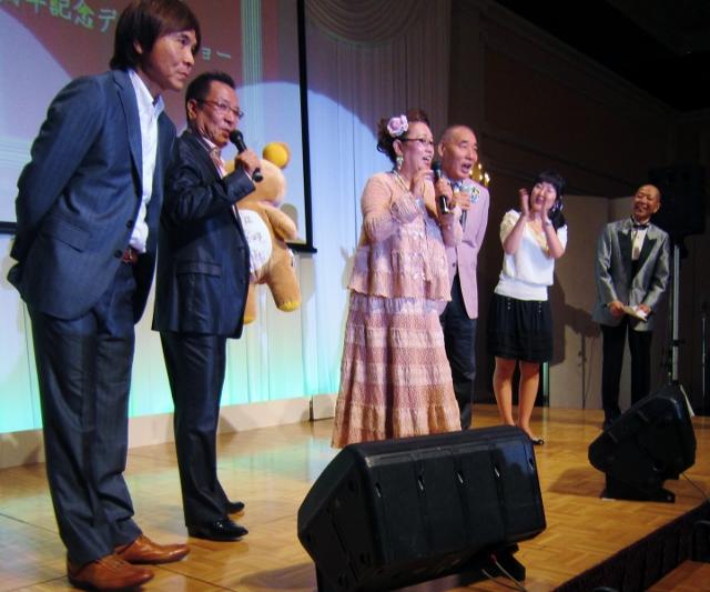 平川幸男芸能生活55周年記念ディナーショー_b0083801_4134144.jpg