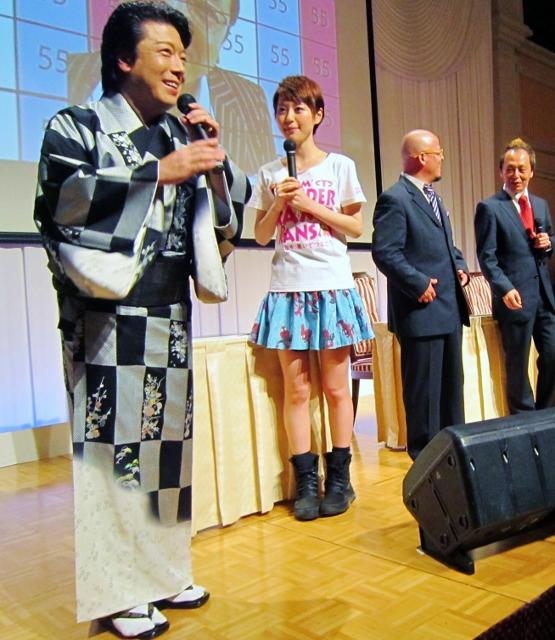 平川幸男芸能生活55周年記念ディナーショー_b0083801_427494.jpg