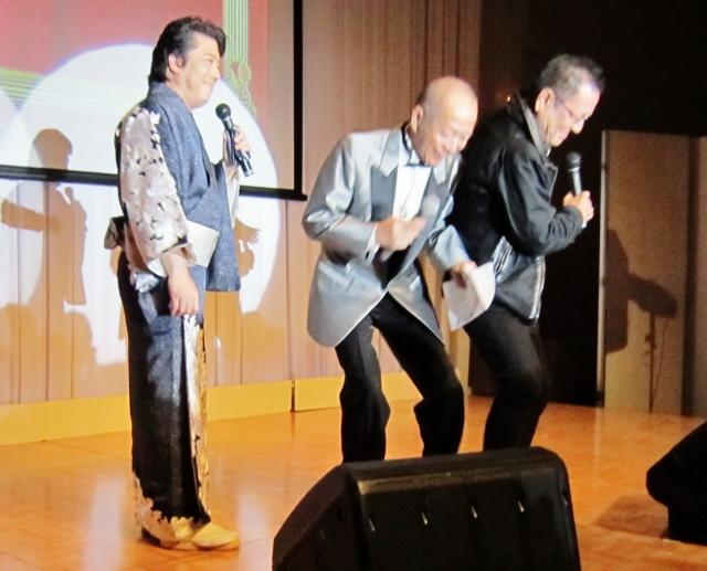 平川幸男芸能生活55周年記念ディナーショー_b0083801_472521.jpg