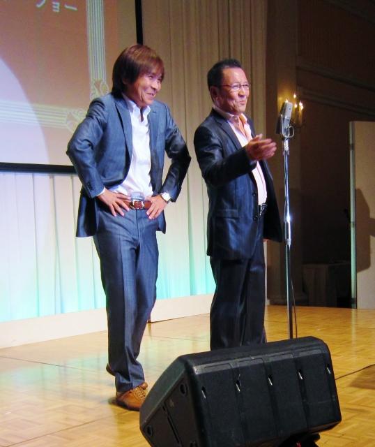 平川幸男芸能生活55周年記念ディナーショー_b0083801_49081.jpg