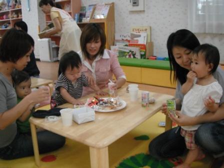 2011.9.16 敬老お茶会_f0142009_13373690.jpg