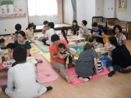 2011.9.16 敬老お茶会_f0142009_13381092.jpg