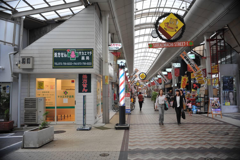 Nikkor-H 28mm F3.5 で 池田城へ_b0069128_08096.jpg