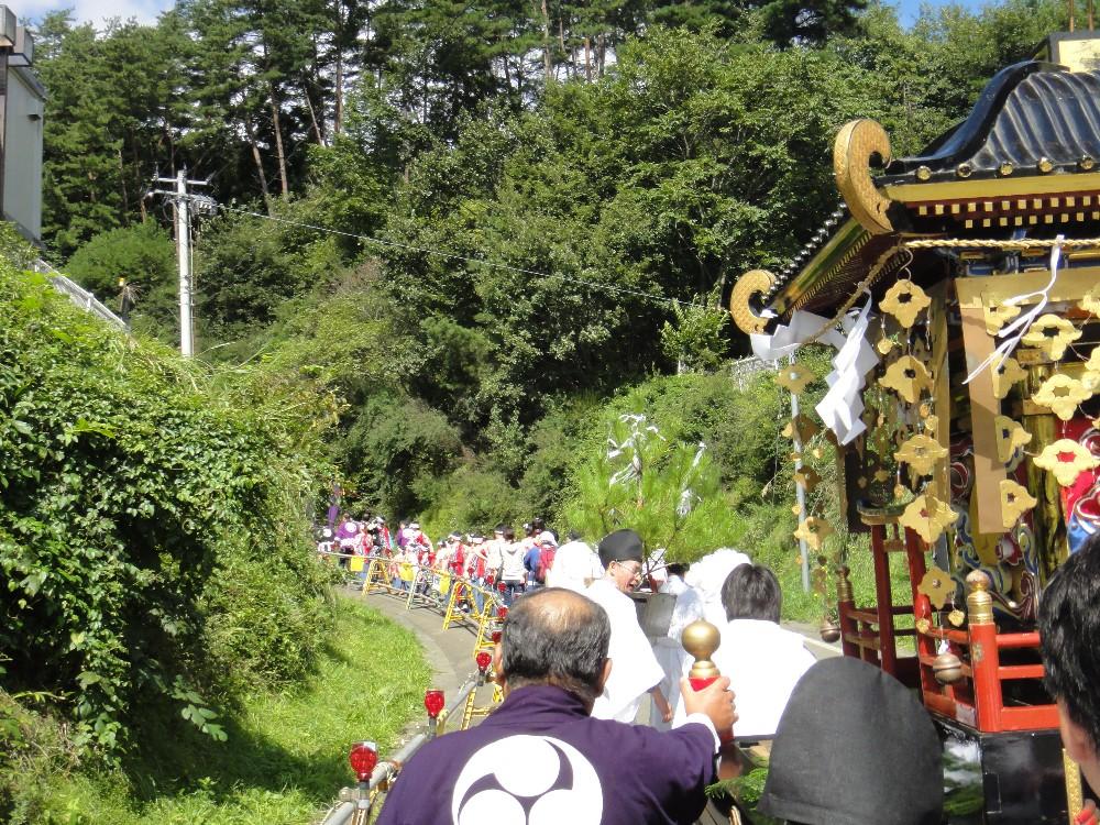 砥森神社例祭(渡御)_c0111229_1942651.jpg