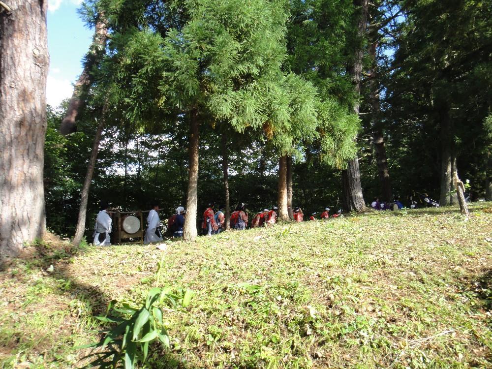 砥森神社例祭(渡御)_c0111229_1955392.jpg