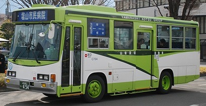 山梨貸切自動車 いすゞKC-LR333F +IBUS_e0030537_2381632.jpg