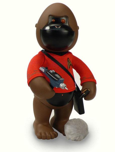 Starfleet IWG Series / Lt. Commander Hannibal the Gorilla_e0118156_211147.jpg