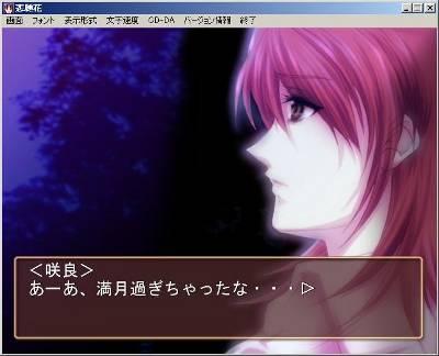 フリーサウンドノベルレビュー 『悲願花』_b0110969_16191590.jpg
