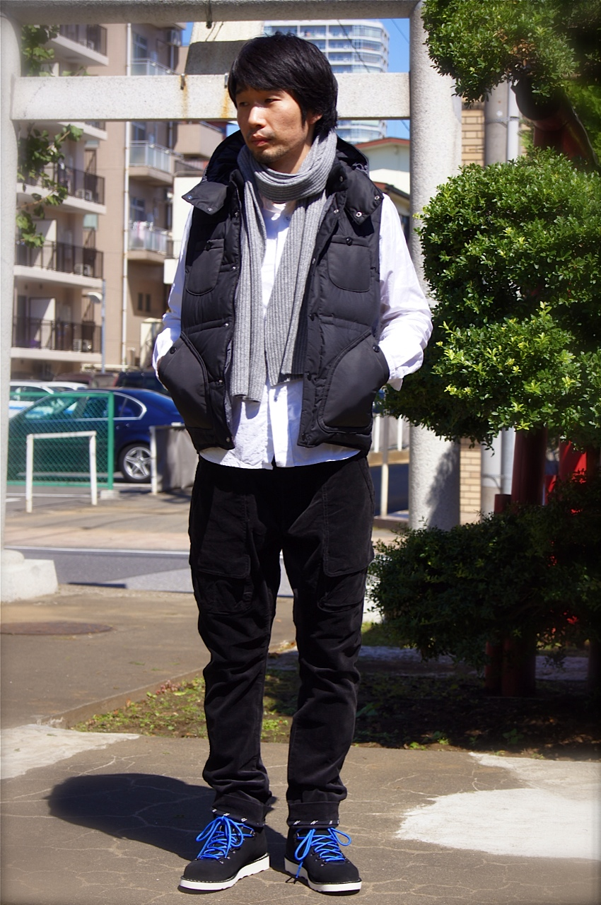 < White Mountaineering > style_f0020773_2041102.jpg