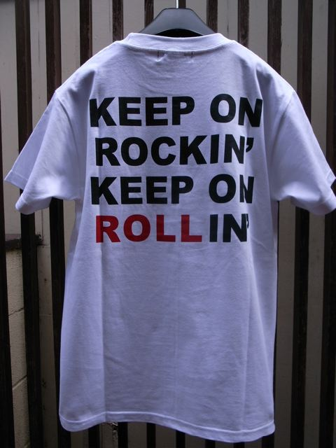BlackLeatherRiot 「ROLL」T-Shirts_d0181776_20291010.jpg