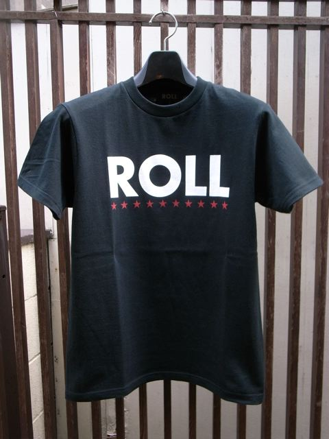 BlackLeatherRiot 「ROLL」T-Shirts_d0181776_20291786.jpg