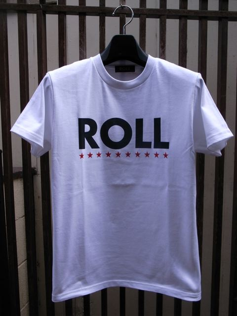 BlackLeatherRiot 「ROLL」T-Shirts_d0181776_202965.jpg