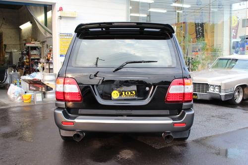 ランクル 100 60周年記念特別限定車  ランクル 札幌 北海道_b0127002_20571028.jpg