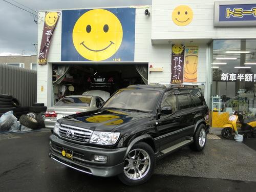 ランクル 100 60周年記念特別限定車  ランクル 札幌 北海道_b0127002_20591211.jpg