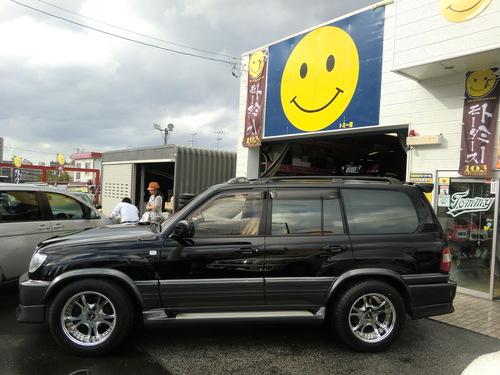 ランクル 100 60周年記念特別限定車  ランクル 札幌 北海道_b0127002_2110310.jpg