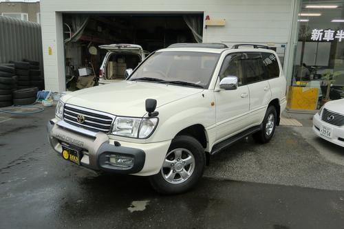 ランクル 100 60周年記念特別限定車  ランクル 札幌 北海道_b0127002_2112528.jpg