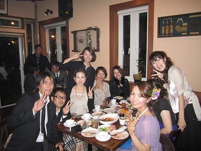 結婚式二次会 【Chef\'s Report】_f0111415_21315580.jpg