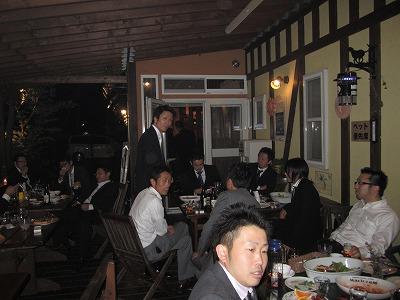 結婚式二次会 【Chef\'s Report】_f0111415_213273.jpg