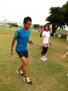 人は、健康支援者は、なぜ走る?_d0046025_219385.jpg