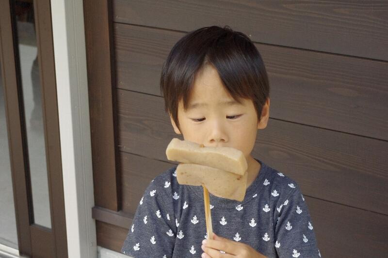 秋の天川村キャンプ(1日目)_c0113733_22281174.jpg