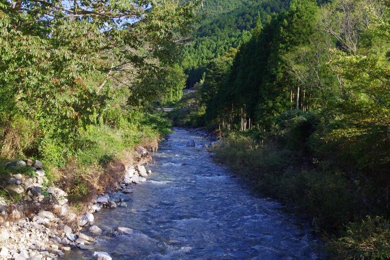 秋の天川村キャンプ(1日目)_c0113733_2234454.jpg