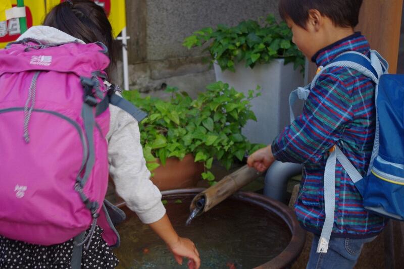 秋の天川村キャンプ(1日目)_c0113733_22351345.jpg