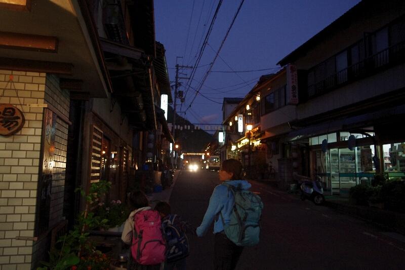 秋の天川村キャンプ(1日目)_c0113733_22381843.jpg