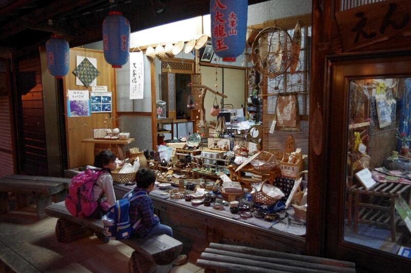 秋の天川村キャンプ(1日目)_c0113733_22385272.jpg