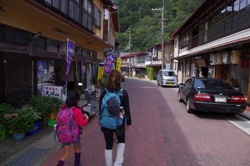 秋の天川村キャンプ(2日目)_c0113733_2254419.jpg