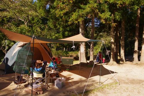 秋の天川村キャンプ(2日目)_c0113733_22585140.jpg
