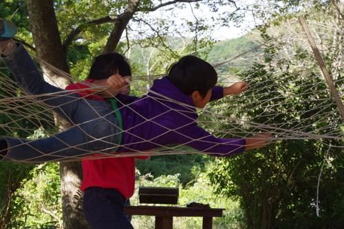 秋の天川村キャンプ(2日目)_c0113733_2259438.jpg