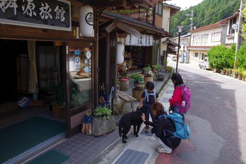 秋の天川村キャンプ(2日目)_c0113733_2304054.jpg