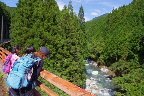 秋の天川村キャンプ(2日目)_c0113733_2313135.jpg