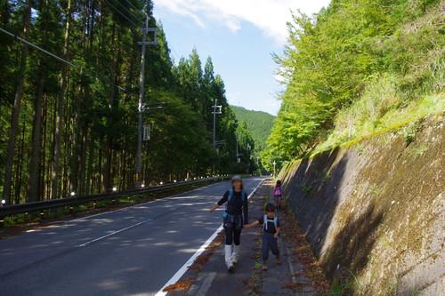 秋の天川村キャンプ(2日目)_c0113733_23131436.jpg