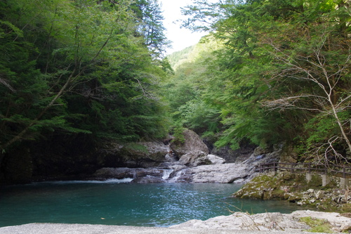 秋の天川村キャンプ(2日目)_c0113733_23184835.jpg