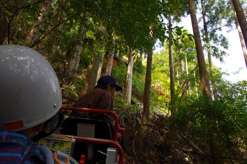 秋の天川村キャンプ(2日目)_c0113733_2321487.jpg