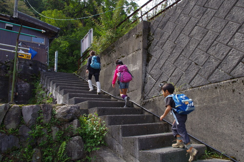 秋の天川村キャンプ(2日目)_c0113733_2337916.jpg