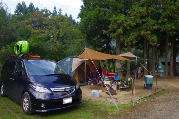 秋の天川村キャンプ(3日目)_c0113733_23494391.jpg
