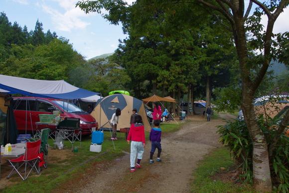 秋の天川村キャンプ(3日目)_c0113733_23505363.jpg
