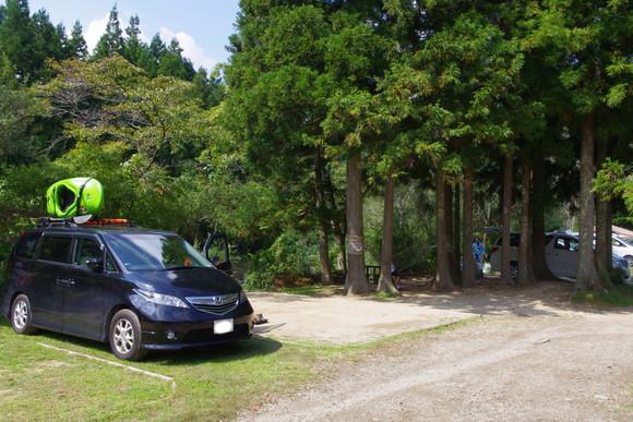 秋の天川村キャンプ(3日目)_c0113733_2352320.jpg