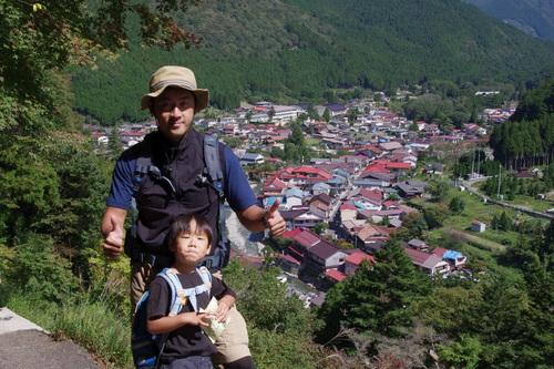 秋の天川村キャンプ(2日目)_c0113733_2391733.jpg
