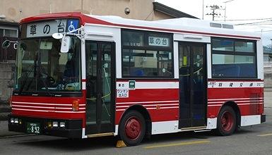 羽後交通の富士重工架装車 新旧_e0030537_1561743.jpg