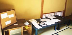 2日間だけの『 夏 休 み の 宿 題 展 』蔵織2階和室でやってます_d0178448_11312716.jpg