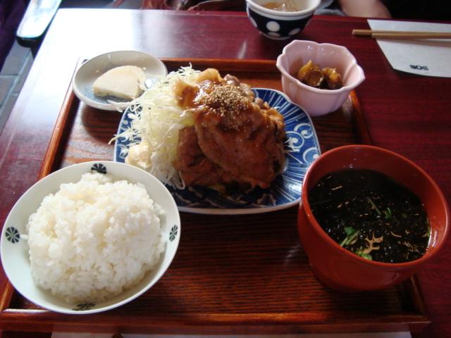 祐天寺「ボブ東京」へ行く。_f0232060_16114376.jpg